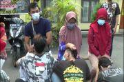Garang Saat Tawuran, Anggota Gengster Semarang Stres Nangis Histeris Ketemu Orang Tuanya