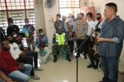 Kabaintelkam Polri Sambangi Asrama Mahasiswa Papua di Makassar