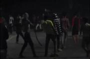 Medan Mencekam, Minggu Dini Hari Ratusan Pemuda Bersenjata Terlibat Tawuran