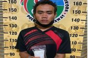 Simpan Sabu di Saku Celana, Pria Asal Muratara Diborgol Polisi