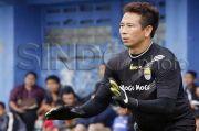 Jelang vs PS Sleman, Kiper Persib Minta Maung Bandung Lupakan Leg Pertama