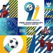 Ultah ke-91, PSSI Banjr Ucapan Selamat dari klub Liga 1 dan Pemain Timnas