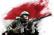 TNI Pastikan Status Prajurit Membelot Jadi DPO dan Tengah Diburu