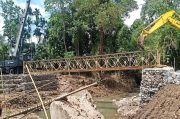 Sebanyak 6 Jembatan Rampung Dibangun Pasca Banjir Bandang di NTT dan NTB