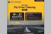 Flyover Cakung Diuji Coba Hari Ini, Pemprov DKI Imbau Motor Tak Lawan Arus