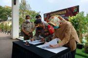 Hari Terakhir Jabat Wali Kota, Airin Serahkan 3 Bidang Aset Tanah Polres Tangsel