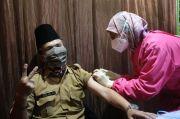 Vaksinasi Covid-19 Tenaga Pendidik Kota Bandung Mencapai 50 Persen