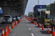 Mudik Dilarang, Jasa Marga Lakukan Penyekatan Jalan Tol
