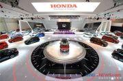 Diinjeksi PPnBM, Penjualan Mobil Honda Ngegas 265 Persen