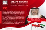 Makin Mesra, UEA dan Indonesia Kampanye Besar-besaran Hubungan Ekonomi dan Bilateral