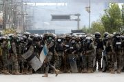 Demo Rusuh, Partai Islam Garis Keras TLP Sandera 11 Polisi Pakistan