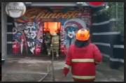 Pagi Ini, Sebuah Kafe di Hotel Riau Terbakar