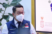 Pandemi Belum Usai, Ridwan Kamil Dorong Industri Terus Berinovasi