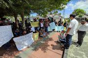 Wabup Blitar Diusir dari Pendopo, Massa Pemuda Pancasila Pasang Badan