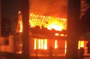 Diduga Arus Pendek, Rumah Kos di Mlati Sleman Terbakar