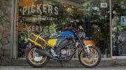 Empat Modifikator Pulau Dewata Siap Modifikasi Yamaha XSR 155