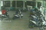 Pura-pura Berwudhu, Maling Gasak Motor di Musala Cinere