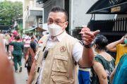 Baguna PDIP DKI Berikan Bantuan 1.000 Paket Nasi untuk Korban Kebakaran di Taman Sari