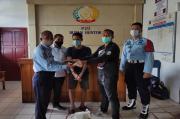 Sipir Rutan Buntok Gagalkan Penyelundupan Sabu Dalam Kotak Makanan