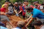 Hebohkan Warga, Pria Paruh Baya Ditemukan Tak Bernyawa di Sungai Masuppu Tana Toraja