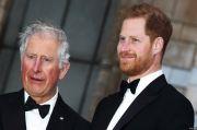 Pangeran Harry Ngobrol Tatap Muka dengan Pangeran Charles Sebelum Kembali ke Amerika