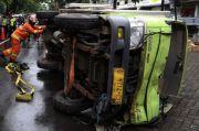 4 Orang Meninggal Tiap Jam karena Kecelakaan, Aspek Keselamatan Harus Ditingkatkan