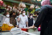 Mendag Blusukan ke Pasar, Ungkap Penyebab Harga Daging Ayam Naik