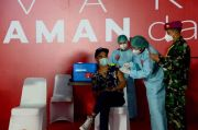 Pemerintah Targetkan Vaksinasi Covid-19 kepada 60 Ribu Pekerja Seni