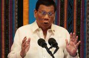 Duterte: Jika China Mengebor Minyak, Filipina Juga Ada di Sana