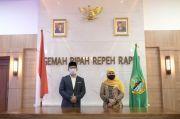 Atas Permintaan Gubernur Jatim, Ridwan Kamil akan Desain Masjid Islamic Center Surabaya