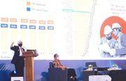 Gubernur Khofifah Berbagi Strategi Pemulihan Ekonomi dan Penanganan COVID-19 di Kampus IPDN