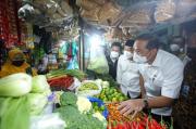 Blusukan di Pasar Wonokromo, Ini yang Ditemukan Mendag