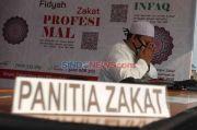 Baznas Palopo Minta Lembaga Swasta Laporkan Hasil Pengumpulan Zakat