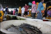 Ditemukan Daging Ikan Giling Mengandung Boraks di Pasar Tradisional Kota Baturaja