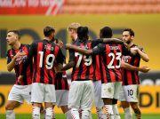 Susunan Pemain AC Milan vs Sassuolo