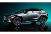 Toyota Pamerkan SUV Listrik BZAX di Shanghai Motor Show