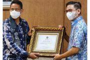 TOP! Paska Pecah Rekor Dunia, Sinetron Ikatan Cinta Karya MSIN Raih Penghargaan dari Kemenparekraf