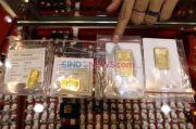 Makin Oleng, Harga Emas Batangan Hari Ini Turun Seceng