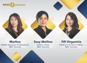 Selamat Hari Kartini! Ini 3 Srikandi Pasar Modal Nakhoda MNC Sekuritas yang Kian Berkibar