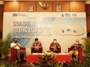 Holding BUMN Jasa Survei Segera Berdiri, 3 Perseroan Kian Gencar Sosialisasi di Daerah