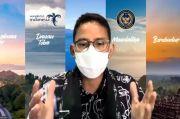 Dukung Oceanman Indonesia 2021, Sandiaga: Jadi Penyemangat Kebangkitan Parekraf