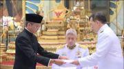 Dubes RI Rachmat Budiman Serahkan Surat Kepercayaan pada Raja Thailand