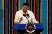 Duterte: Konflik dengan China Pasti Berujung Pertumpahan Darah