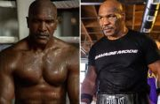 Evander Holyfield Ogah Bully Mike Tyson: Aku 2 Kali Kalahkan Mike