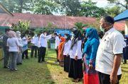 5 Sekolah di Kabupaten Maros Uji Coba Pembelajaran Tatap Muka