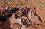 Spesies Baru Dinosaurus Ditemukan di Gurun Atacama Chili