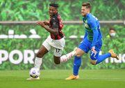 AC Milan Telan Kekalahan Dramatis Saat Menjamu Sassuolo