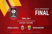 Final Piala Menpora 2021: Rivalitas Tanpa Selebrasi demi Surat Sakti