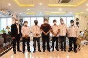 Bahas Empat Pilar Kebangsaan bagi Milenial, Ketua MPR Terima Kunjungan Pemuda Perindo