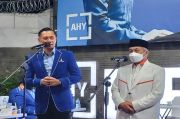 Bertemu Presiden PKS, AHY Singgung Demokrasi di Indonesia